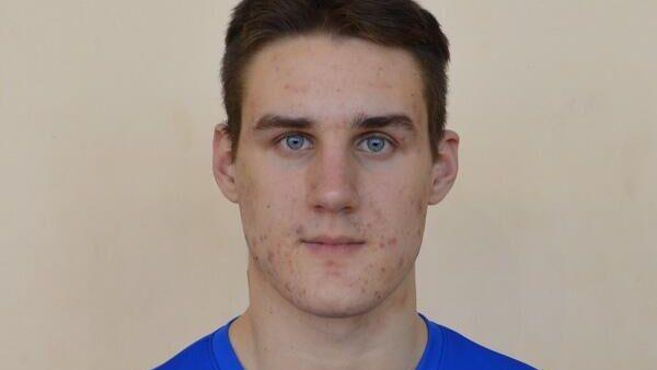 Нападающий белорусского футбольного клуба Энергетик-БГУ Илья Шкурин