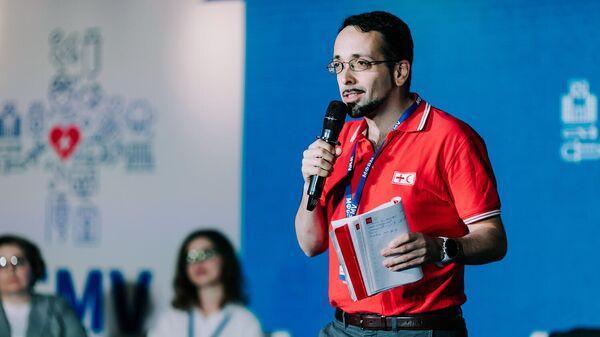 Красный Крест готов начать сотрудничество с волонтерами-медиками