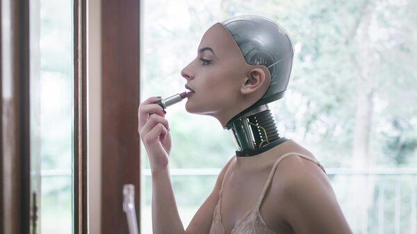 Проект фотографа Niko Photographisme под названием THE ROBOT NEXT DOOR, в котором показал будущее сожительство человечества с роботами