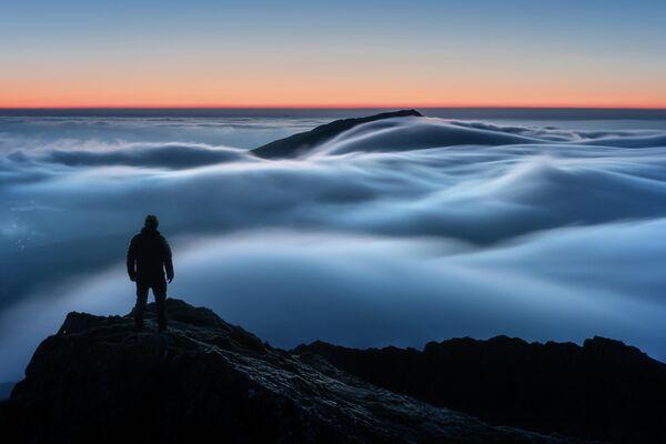 Gareth Mon Jones. Работа победителя конкурса Weather Photographer of the Year 2019
