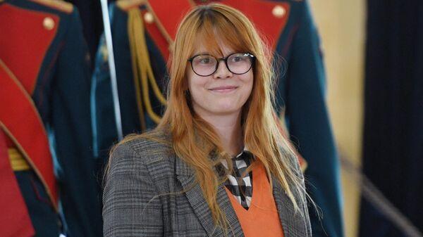 Депутат Дарья Беседина