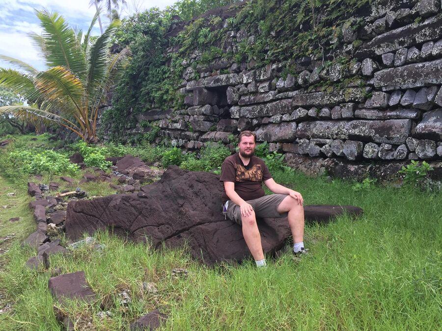Нан-Мадол, остров Понпеи, Федеративные Штаты Микронезии
