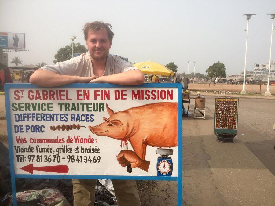 Котону, Бенин