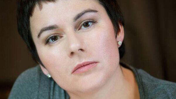 Писательница Яна Вагнер