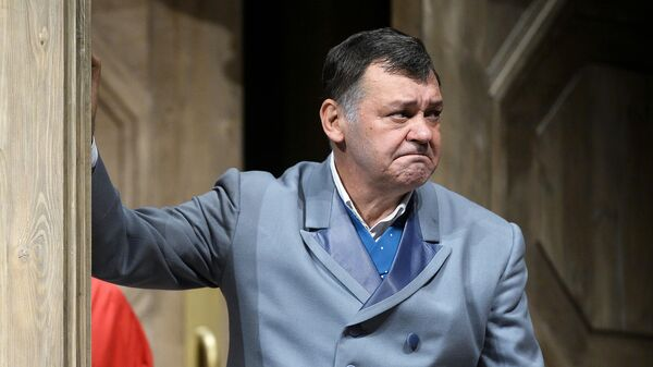 Актер Петр Смидович