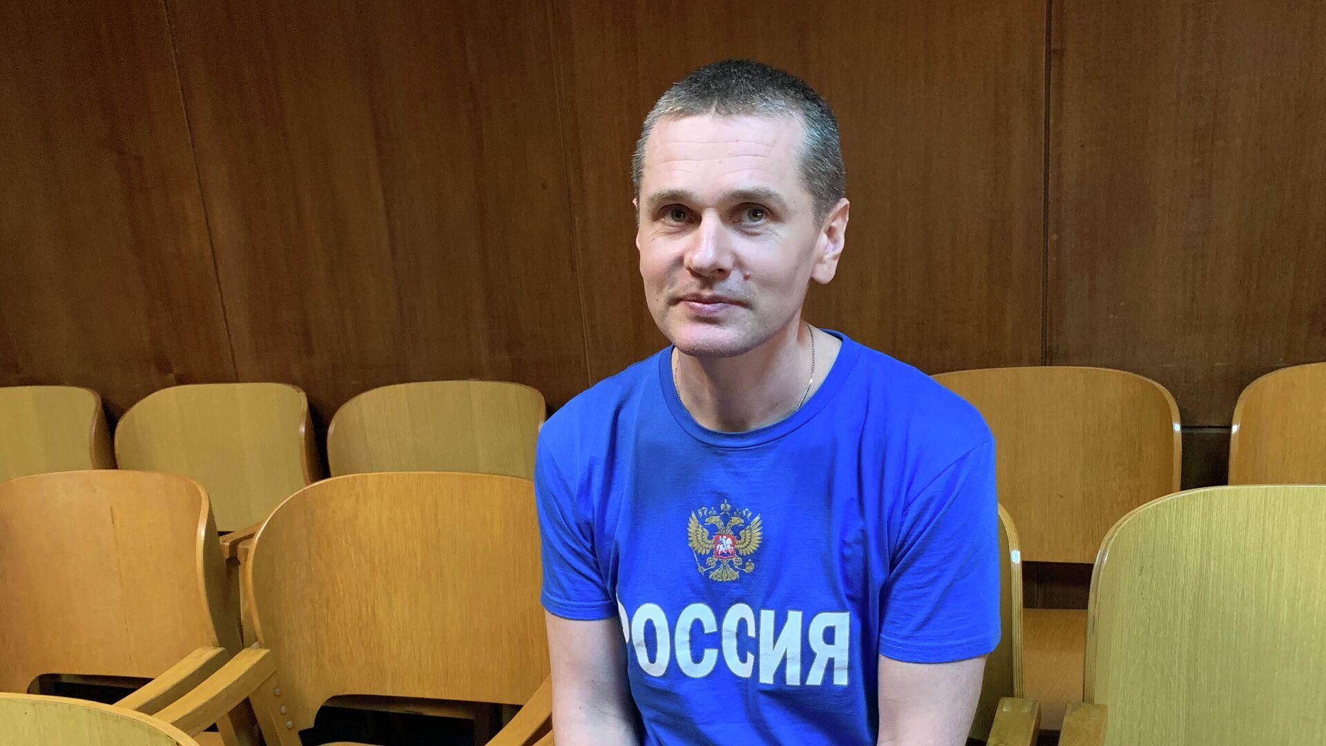 Россиянин Александр Винник, задержанный в Греции по запросу США - РИА Новости, 1920, 07.12.2020