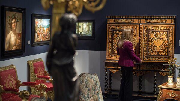 Ярмарка искусства и антиквариата BRAFA Art Fair