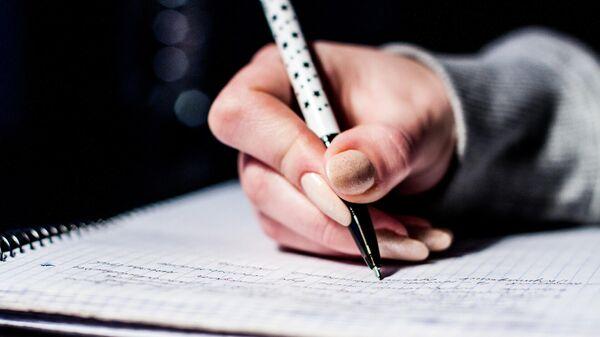Почерк как детектор: найден способ оценить психику с помощью лазера
