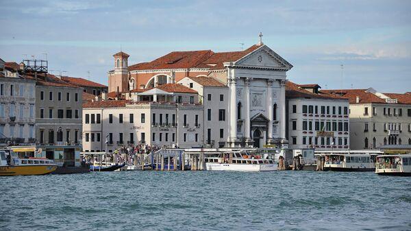 Церковь Ла-Пьета в Венеции