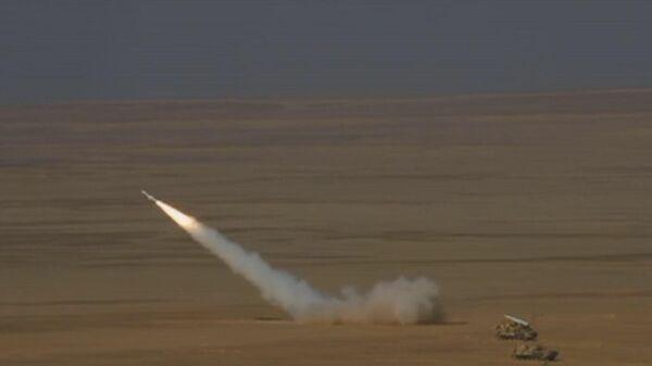 Боевые стрельбы совместных расчетов ПВО России и Египта