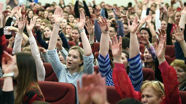 Завершился Форум молодежных лидеров России и Казахстана