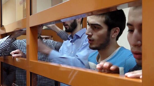Оглашение приговора обвиняемым в подготовке терактов в Ярославле