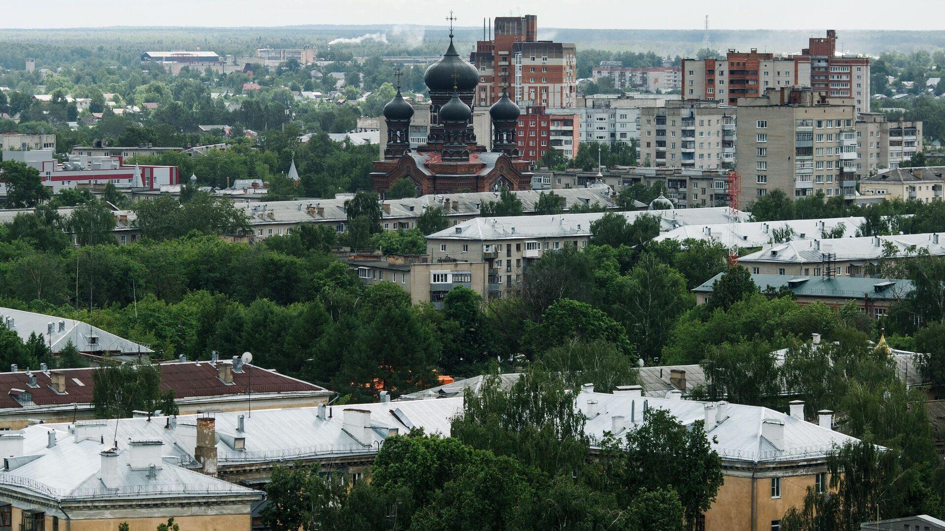 Октябрьский район города Иваново - РИА Новости, 1920, 09.10.2020