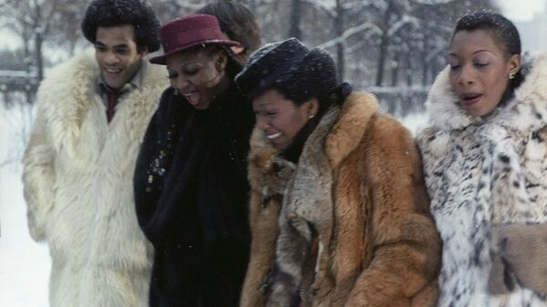 Гастроли группы Бони М в Москве, декабрь 1978 года