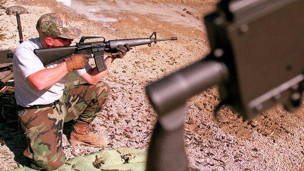 Американская винтовка AR-15