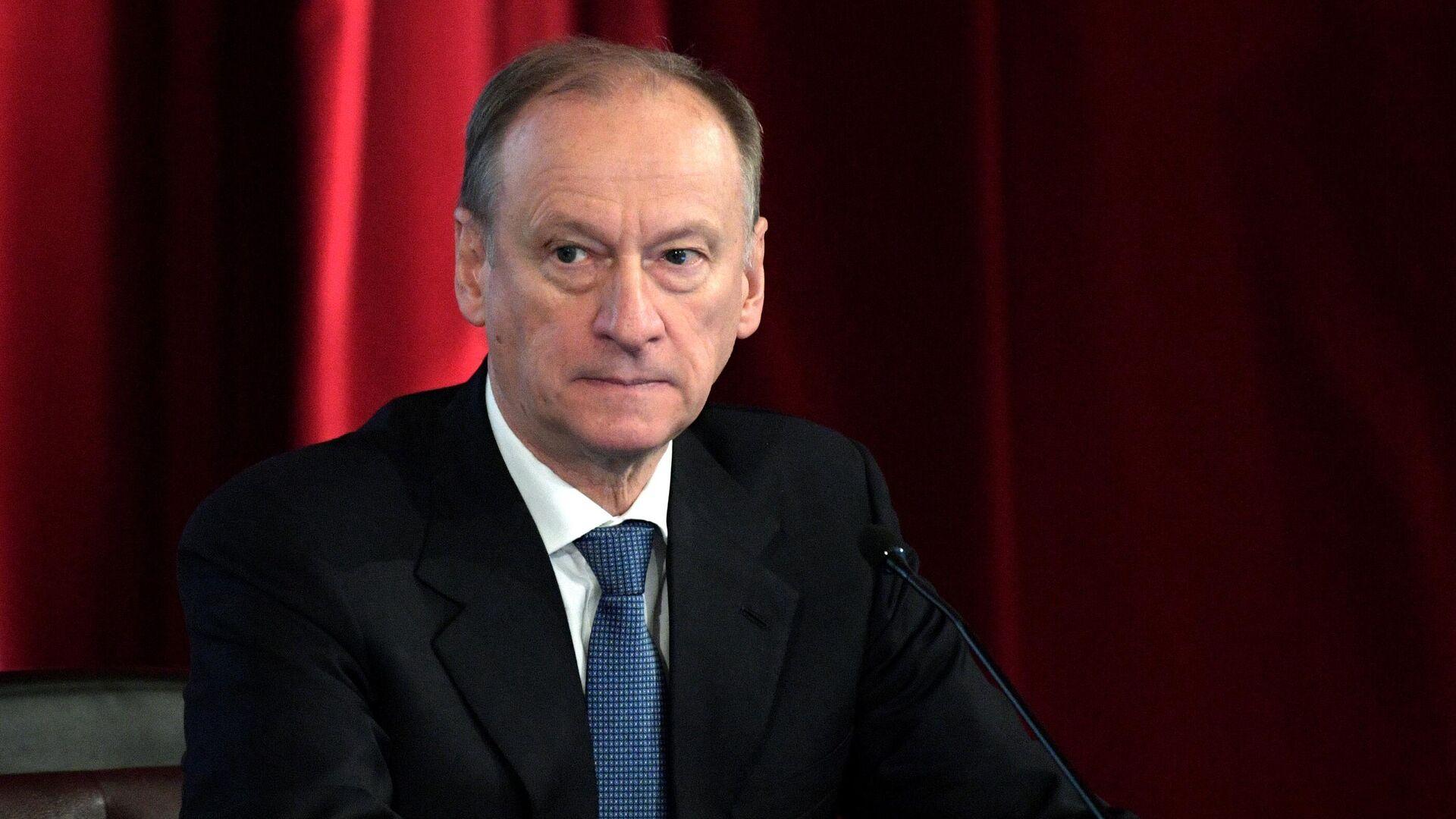 Патрушев встретился в Москве с дипломатическим советником Макрона