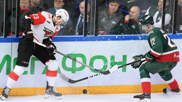 Андрей Стась (слева) и Станислав Галиев