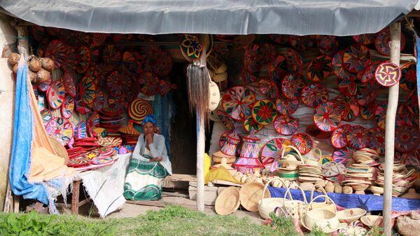 Праздник Аксум в Аддис-Абебе