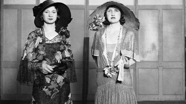 Женская мода 1930-х годов