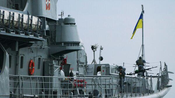 Международные учения Sea Breeze - 2019 в Одессе