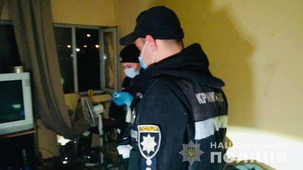 Взрыв в общежитие на улице Карла Маркса в Киеве. 17 ноября 2019