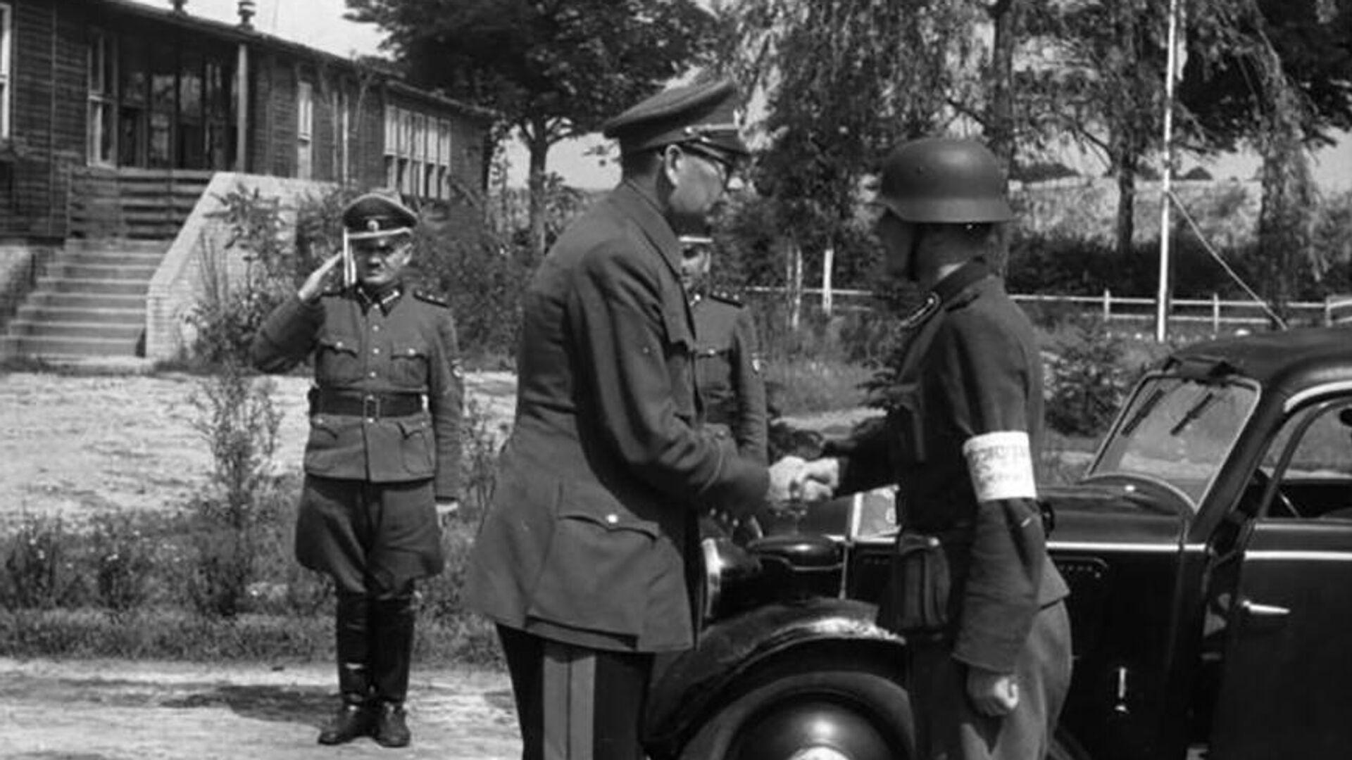 Генерал Андрей Власов  - РИА Новости, 1920, 19.11.2019