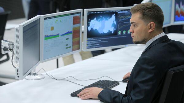 Запуск в эксплуатацию первой очереди центра обработки данных Сколково