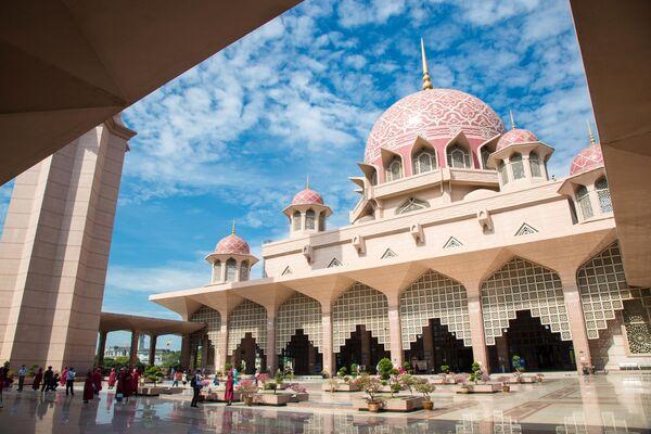 Мечеть Путра в Путраджае