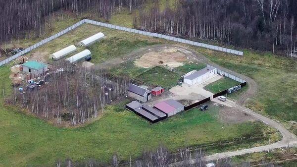 В Серпуховском районе ликвидировали крупнейшую нарколабораторию в России