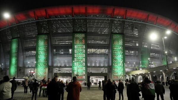 Стадион Пушкаш Арена в Будапеште