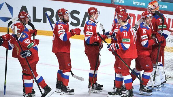 Объявлен состав олимпийской сборной РФ по хоккею на турнир в Швейцарии