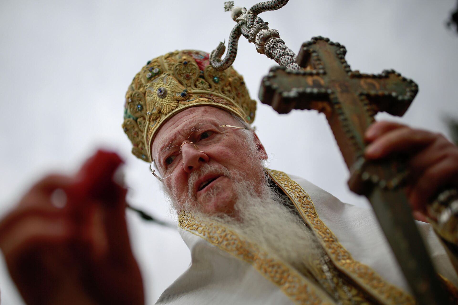 Патриарх Константинопольский Варфоломей - РИА Новости, 1920, 31.05.2021