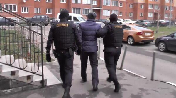 Задержание члена международной террористической организации в Подмосковье