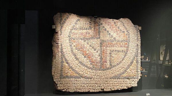 Экспонат посвященной Трое выставки Британского музея в Лондоне