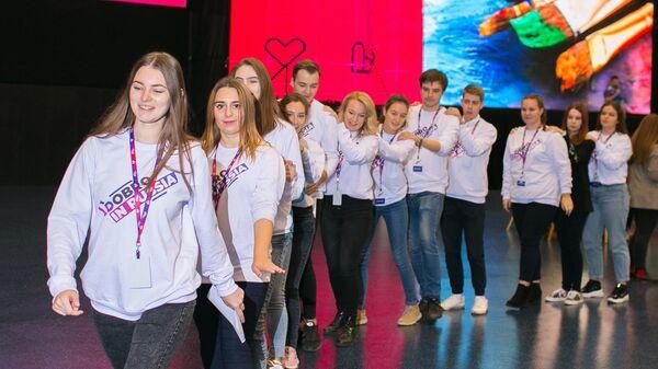 В системе Добровольцы России зарегистрирован миллионный пользователь