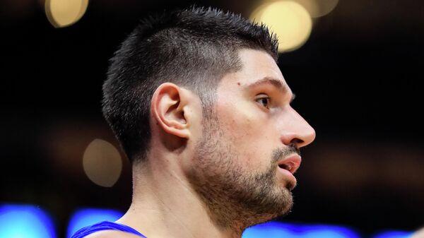Центровой клуба НБА Орландо Мэджик Никола Вучевич