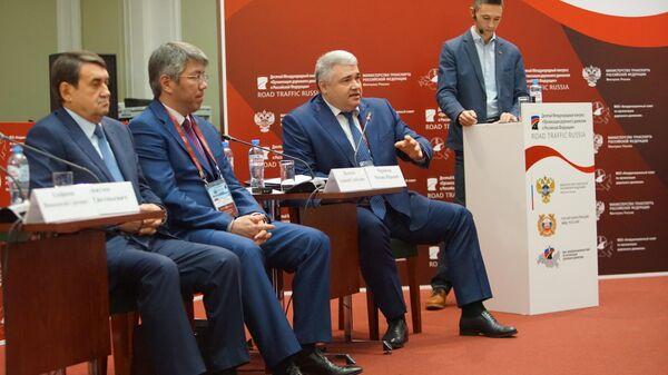 X Международный конгресс Организация дорожного движения в Российской Федерации