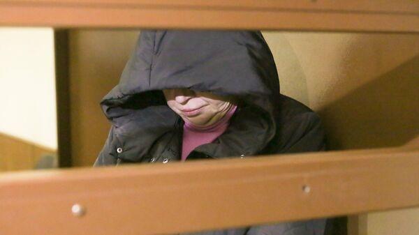 Избрание меры пресечения Марине Кононовой в Бабушкинском суде. 22 ноября 2019