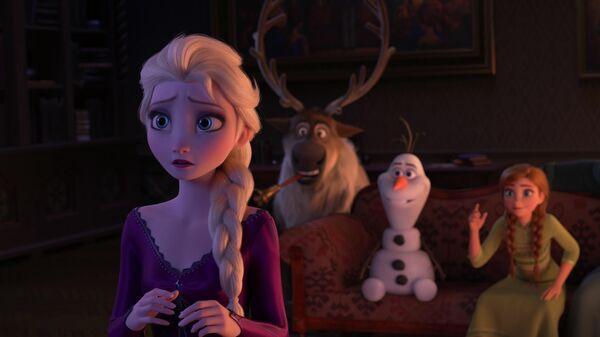 Кадр из фильма Холодное сердце 2