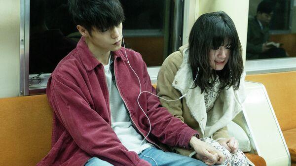 Кадр из фильма Первая любовь
