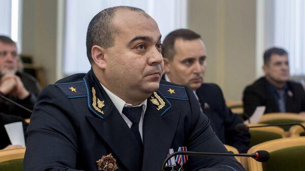 Генеральный прокурор ЛНР Сергей Горенко