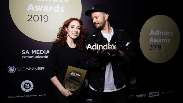 В Москве вручили премии AdIndex Awards 2019