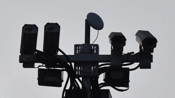 Камеры фиксации нарушений правил дорожного движения