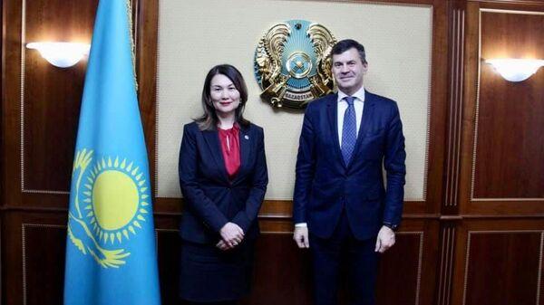АНО Россия – страна возможностей будет сотрудничать с Казахстаном в развитии кадрового потенциала, обмене знаний между предпринимателями, управленцами, молодыми профессионалами и социальными активистами