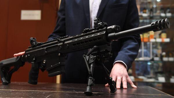 Универсальный тактический самозарядный карабин ORSIS-K15 Брат