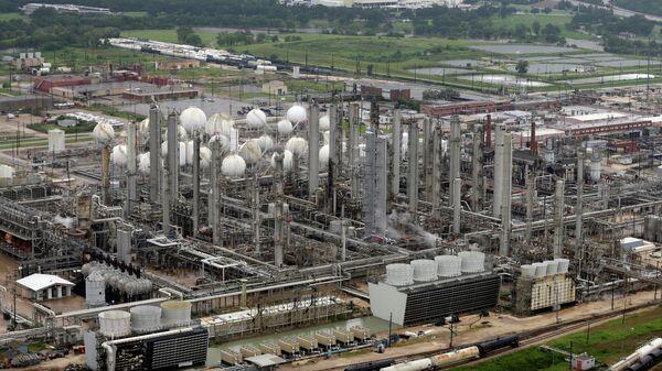 ВСША три человека пострадали при взрыве нанефтехимическом заводе
