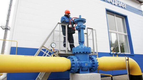 Газораспределительная станция ОАО Газпром