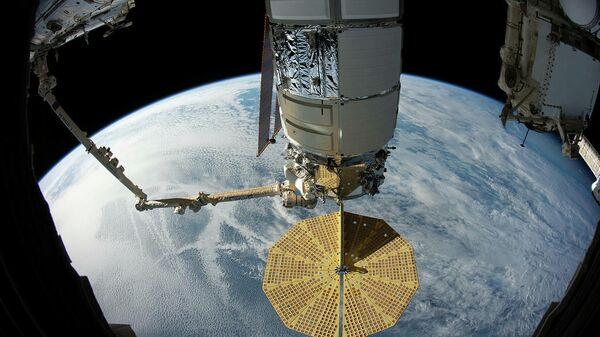 Американский космический грузовой корабль Cygnus