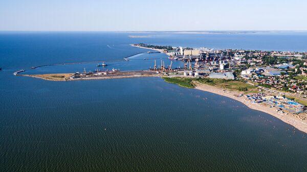 Ейский морской торговый порт
