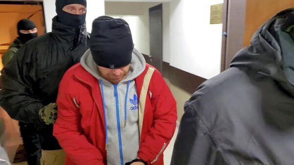 ФСБ РФ пресекла деятельность преступной группы Шараповские